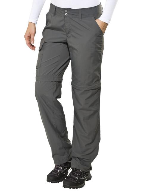 Columbia Silver Ridge - Pantalon zip femme - gris